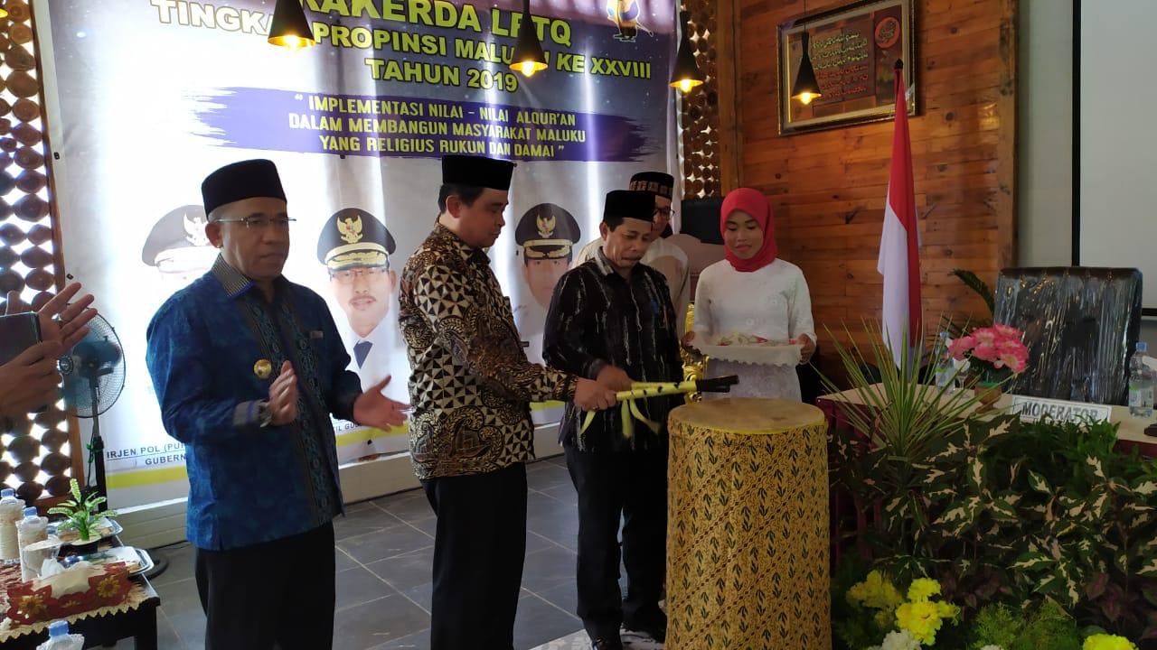 Kabupaten Kepulauan Tanimbar Jadi Tuan Rumah MTQ Provinsi Maluku XXIX/2021