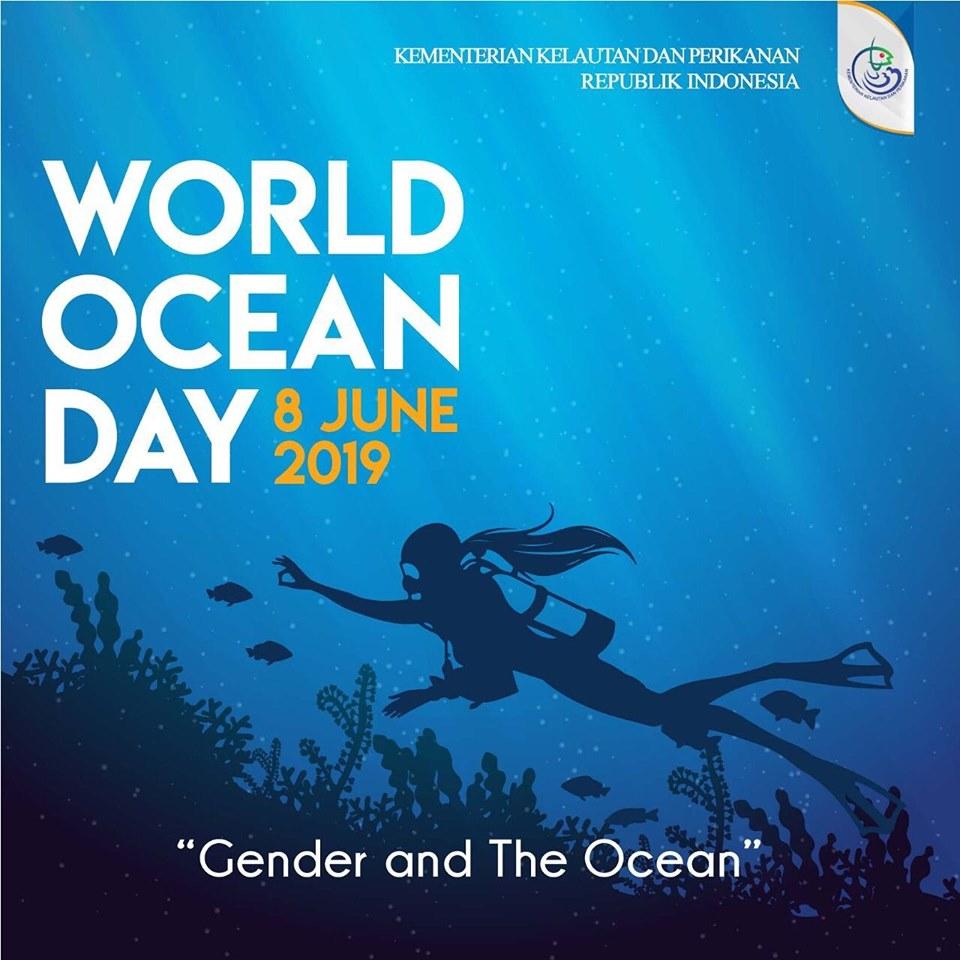 Hari Laut Sedunia, Pentingnya Peranan Perempuan bagi Pembangunan Kelautan