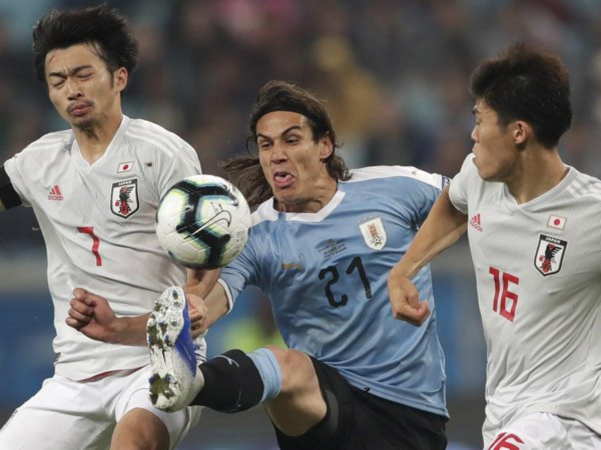 Copa America 2019: Uruguay Tak Mampu Kalahkan Jepang