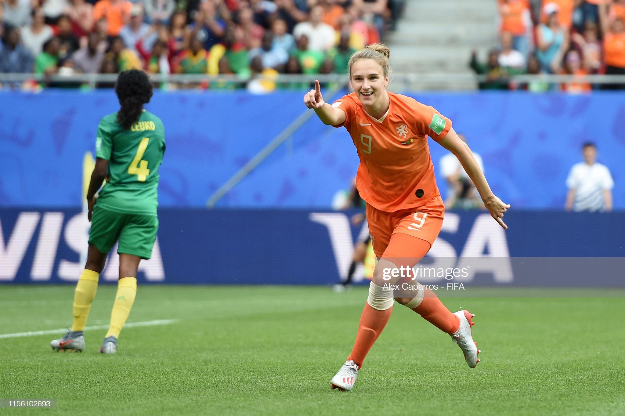 Mengenal Ratu Gol Timnas Belanda di Piala Dunia Wanita 2019