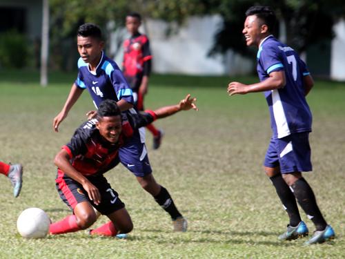 Wainuru FC & Pelauw Putra Raih Tiket ke Seri Provinsi Maluku
