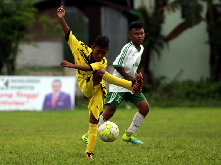 Kalahkan Nehemia Benteng, Alba Hatukau ke Final Liga U12 Piala Menpora Seri Provinsi Maluku