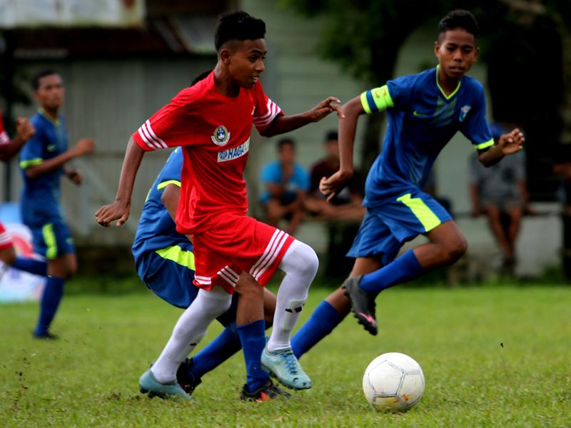 Akademi Tulehu Putra Berpeluang ke Final