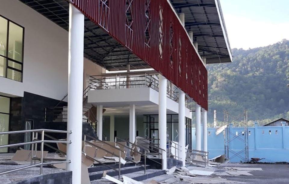 Pasca Gempa Halmahera, Aktivitas Pelabuhan Babang Kembali Normal