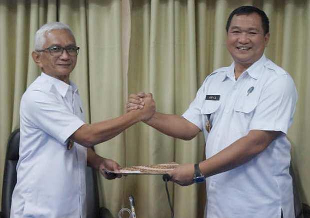 Jabat Kepala BNN Maluku, Sumantri Janji Tuntaskan Narkoba