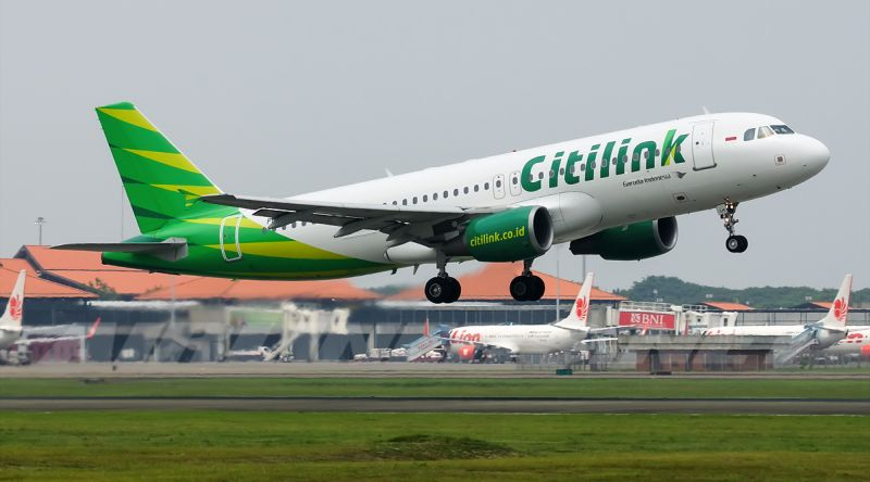 Tiket Pesawat Citilink & Lion Air Diskon 50 Persen Jam 10-14