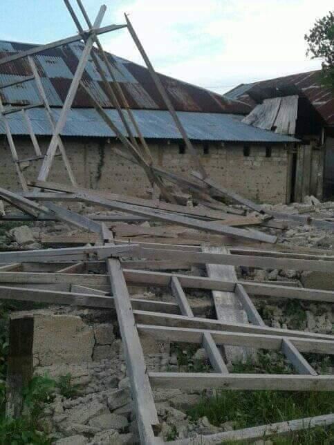 Pasca Gempa, Ribuan Warga Halmahera Selatan Masih Mengungsi, BPBD Masih Pendataan