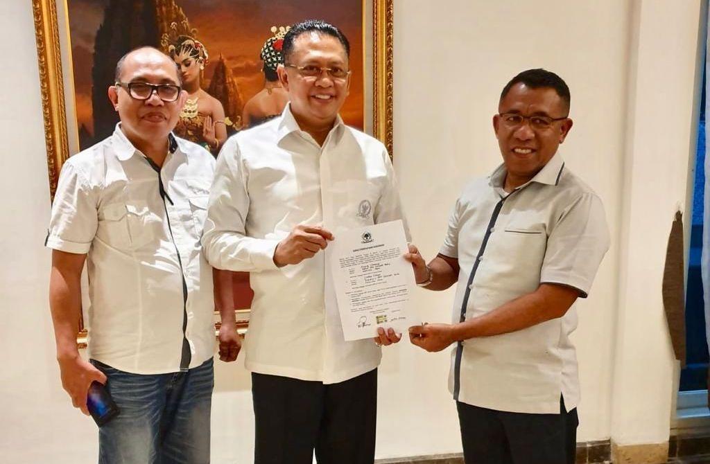 DPD Golkar Buru, Bursel & Aru Dukung Bamsoet Jadi Ketum