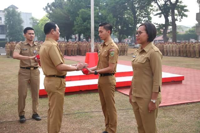 Purna Praja IPDN XXV Mulai Disebar ke Seluruh Pelosok Nusantara