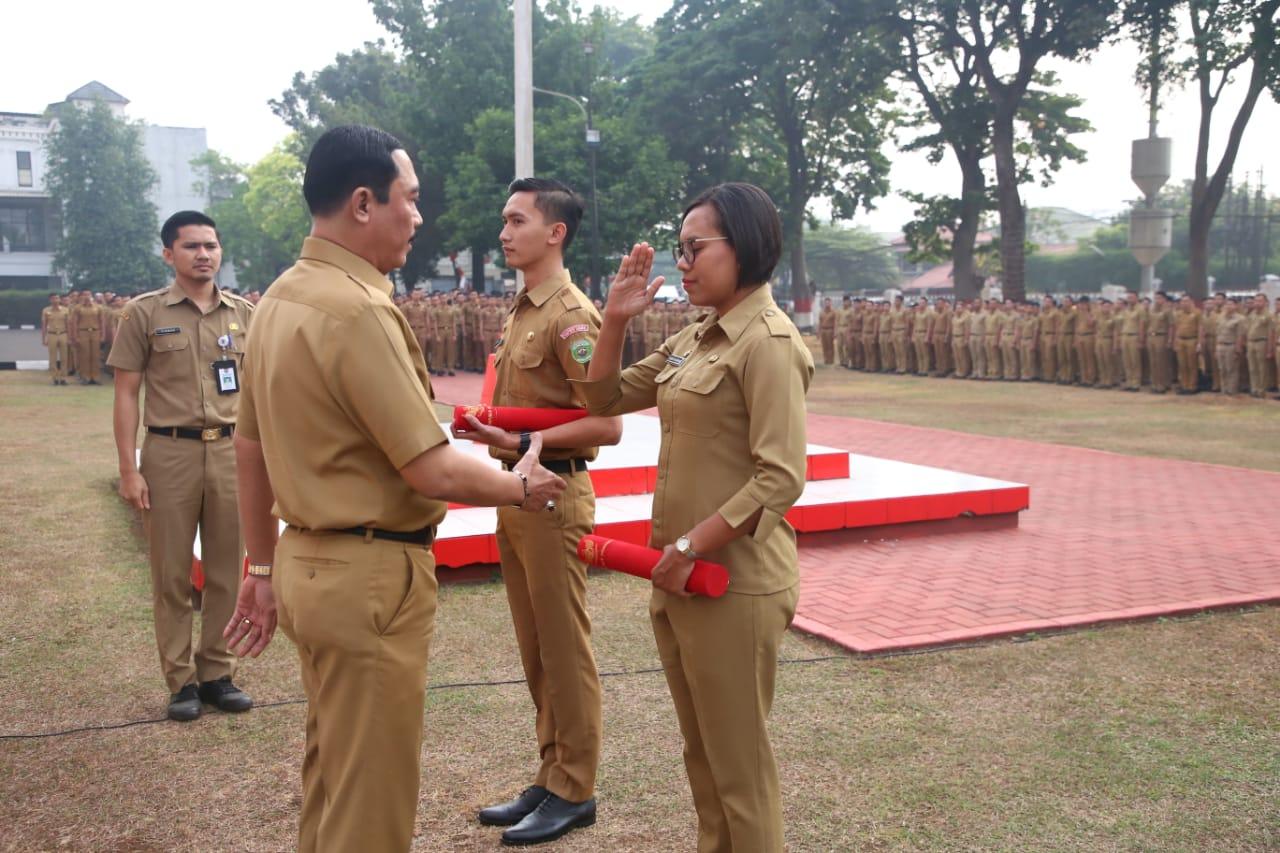 Maluku Kebagian Penempatan 27 Purna Praja IPDN Angkatan XXV/2018
