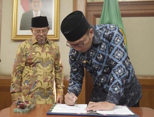 Gubernur Jawa Barat Siap Jadi 'Papa Piara' Untuk Pelajar & Mahasiswa Asal Maluku Utara