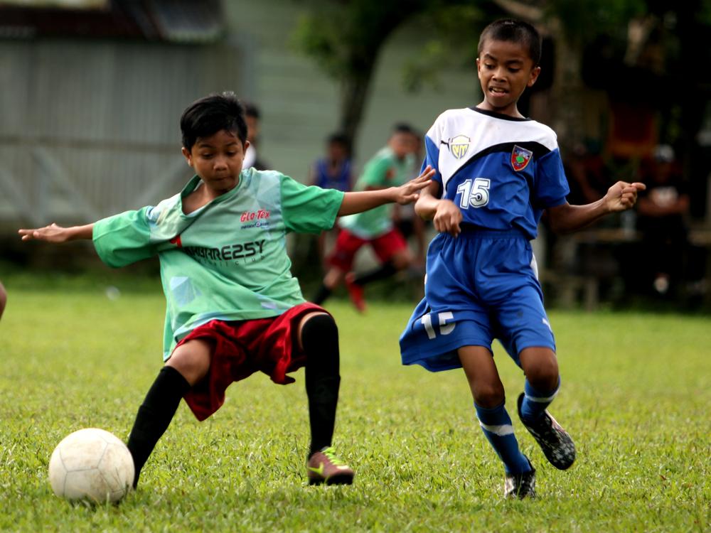 SSB Kabarezsy Melaju ke Final Liga Sepakbola U14 Piala Menpora Seri Provinsi Maluku