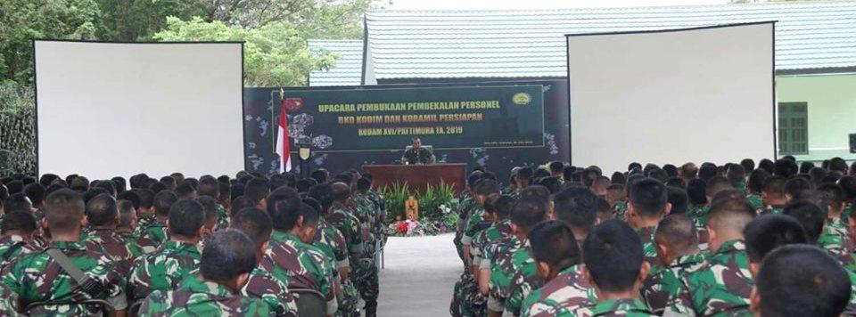 Kodam Pattimura akan Bentuk 6 Kodim di Maluku