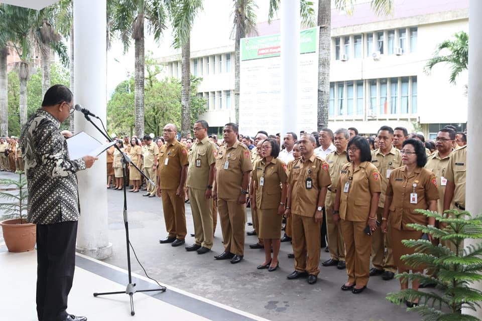 Wali Kota: HUT Kota Ambon ke-444 Harus Lebih Spesifik & Menarik