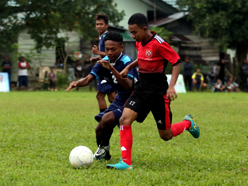 Libas Pusparagam 6 – 0 tak Jamin Wainuru FC ke Final