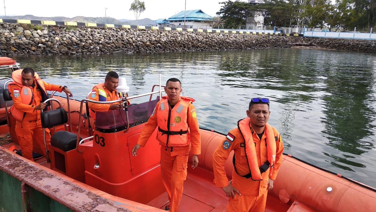Tim SAR Lanjutkan Pencarian Penumpang KM Tidar yang Jatuh ke Laut