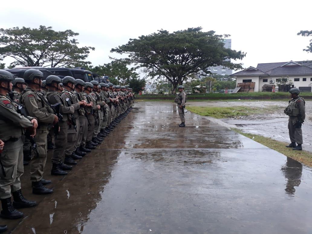 100 Personel Brimob Polda Maluku akan Ditugaskan ke Papua
