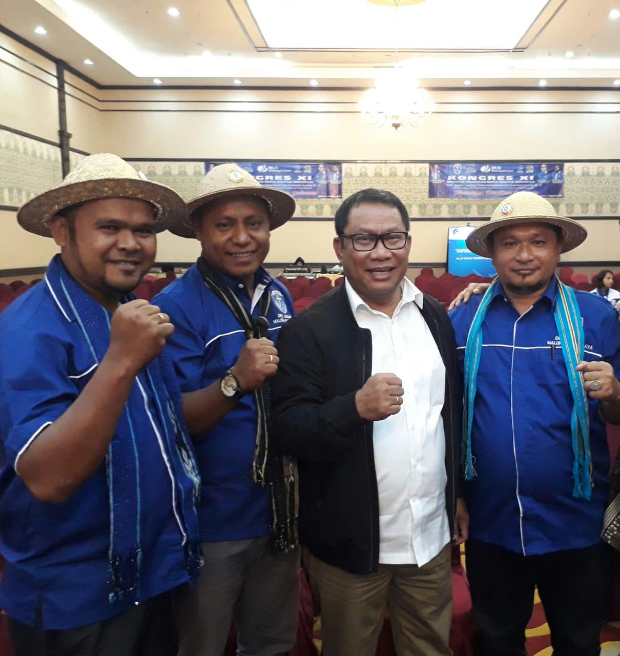 GAMKI MBD: Bangun Indonesia Bersatu, Jangan Belajar ke Luar Negeri