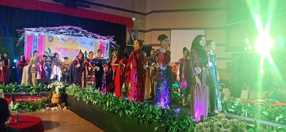 Tenun Khas Maluku akan Diperkenalkan di Australia