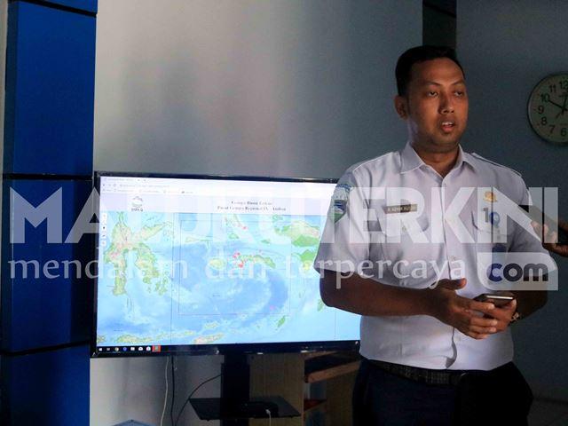 Hingga Sabtu Siang, BMKG Catat Ada 484 Kali Gempa Susulan di Pulau Ambon dan Sekitarnya