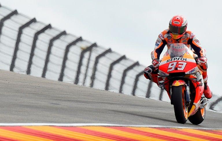 Marquez 'Pole Position' di MotoGP Aragon 2019