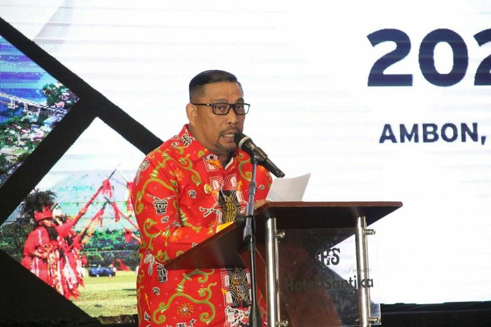 Gubernur Maluku Minta Pemerintah Pusat Perhatikan Pelayanan Pendidikan & Kesehatan
