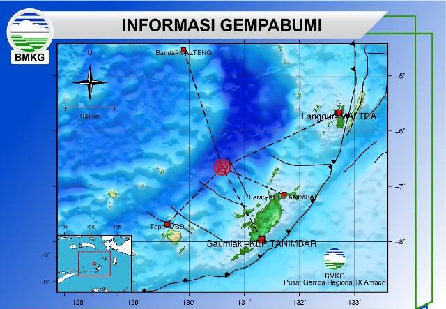 graphic regarding M&m Printable Coupons identify Gempa Bumi Tektonik M 6,4 Guncang Tanimbar