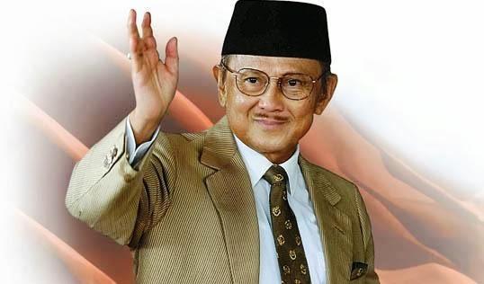 BJ Habibie Meninggal, Persekutuan Gereja-gereja Indonesia Berduka