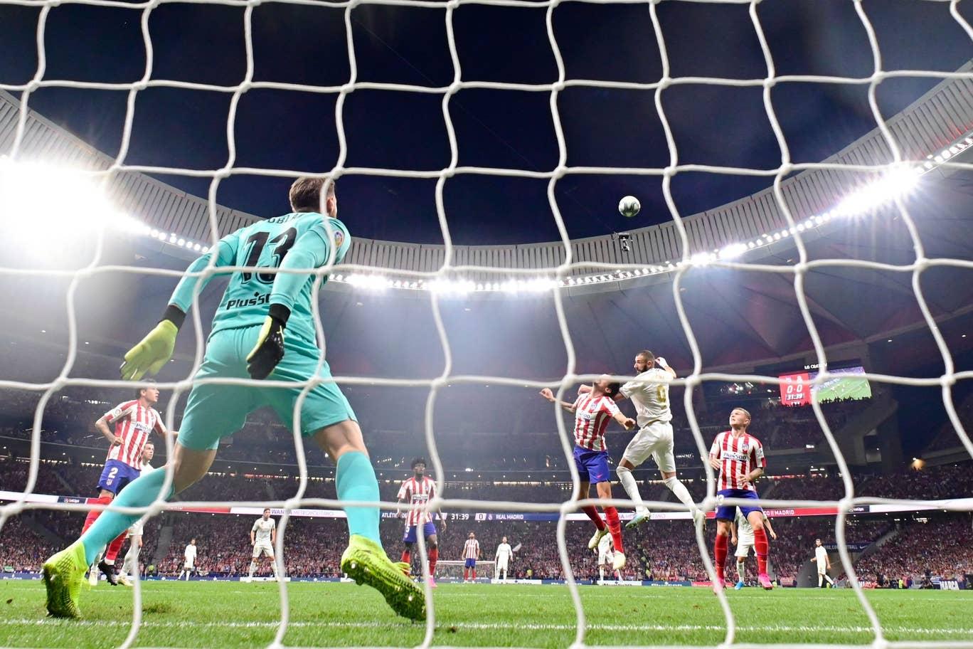 Liga Spanyol: El Derbi Madrileno Berakhir Tanpa Pemenang
