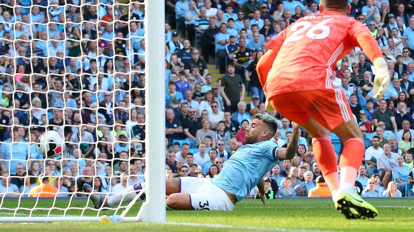 Liga Inggris: Manchester City Libas Watford 8-0