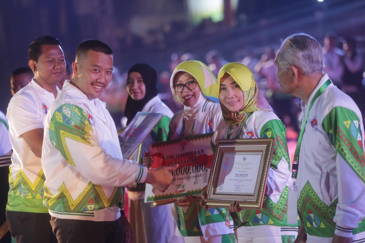Menpora Ingin Momentum Haornas 2019 Jadi Pemicu Semangat Kejar Prestasi