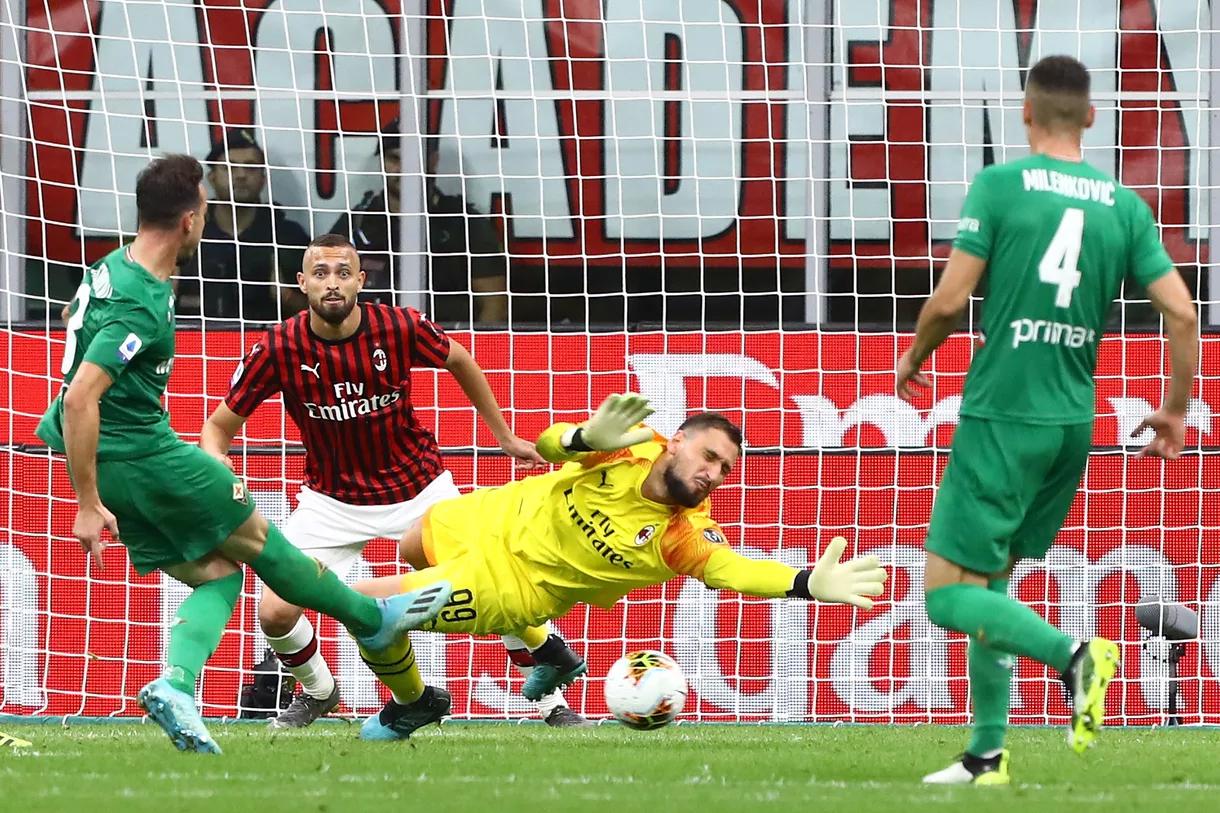 AC Milan Dipecundangi Fiorentina 1-3 di Kandang
