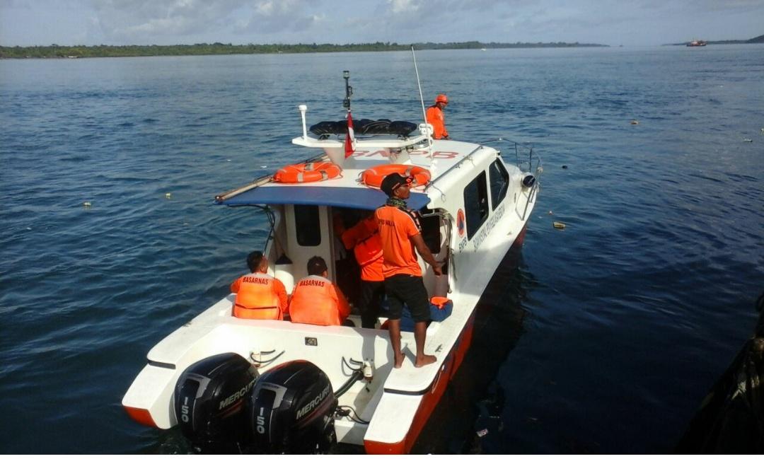 5 ABK KM Sumber Nelayan Jatuh di Laut Aru