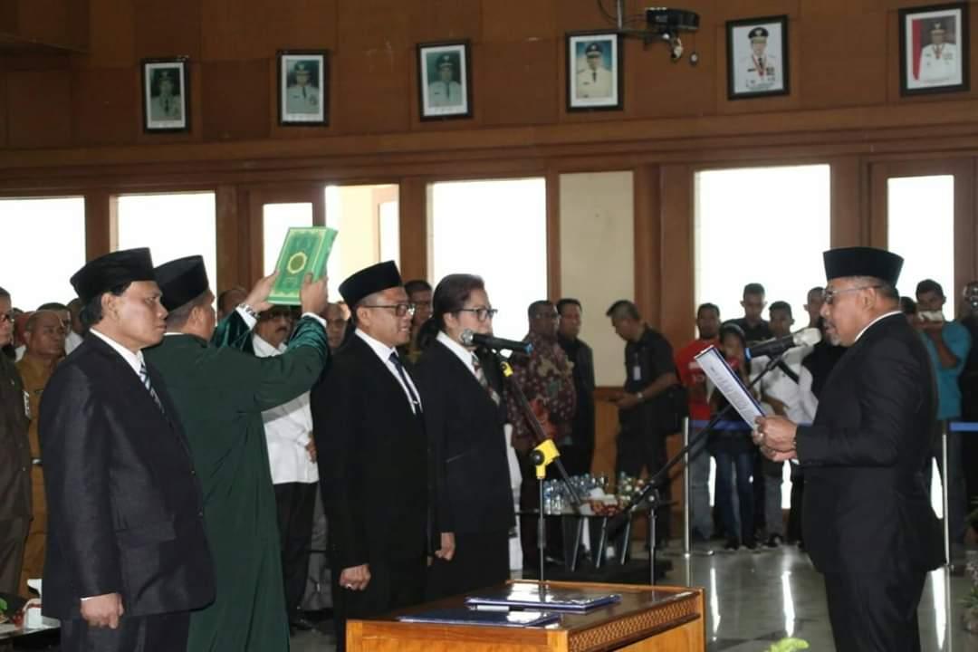 Gubernur Maluku Instruksikan Penjabat Sekda Konsolidasi ASN