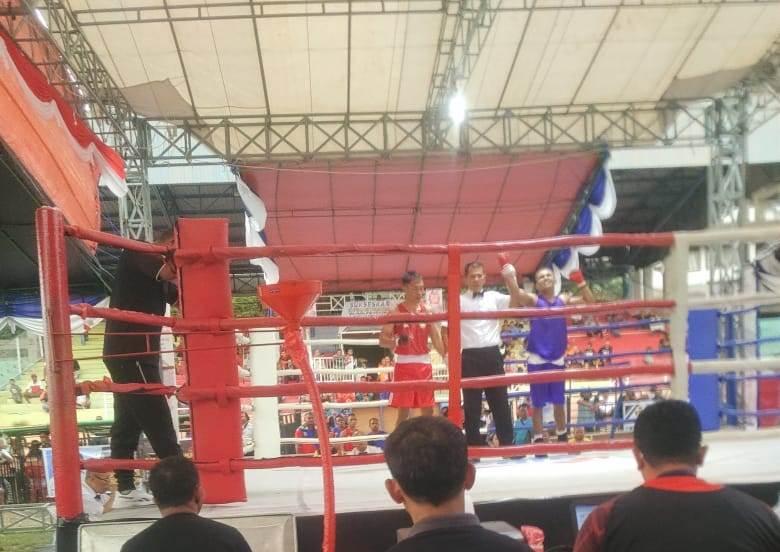 Kejurnas Tinju Pra PON: 2 Petinju Maluku Kantongi Tiket PON XX