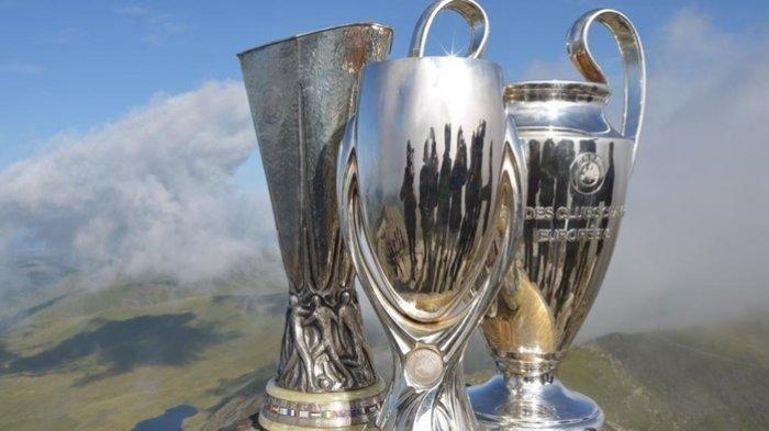 UEFA Lahirkan Kompetisi Baru
