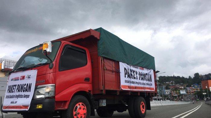 ACT Terus Salurkan Bantuan Logistik ke Lokasi Terdampak Gempa Maluku