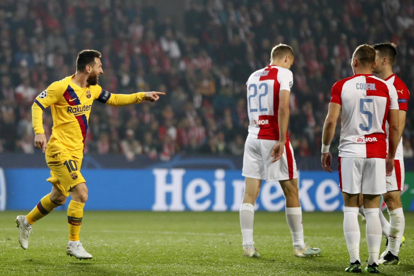 Barcelona Menang Tipis Terbantu Gol Bunuh Diri