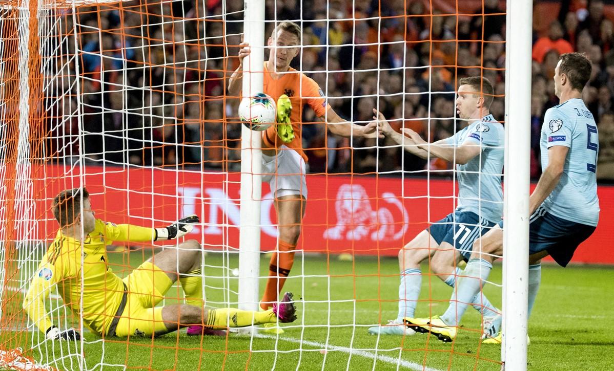 Kualifikasi Piala Eropa 2020: Belanda Tundukkan Irlandia Utara 3-1