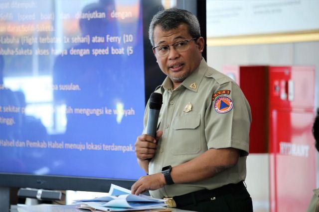 BNPB: Berita Ambon dan Seram akan Hilang Akibat Patahan itu HOAX