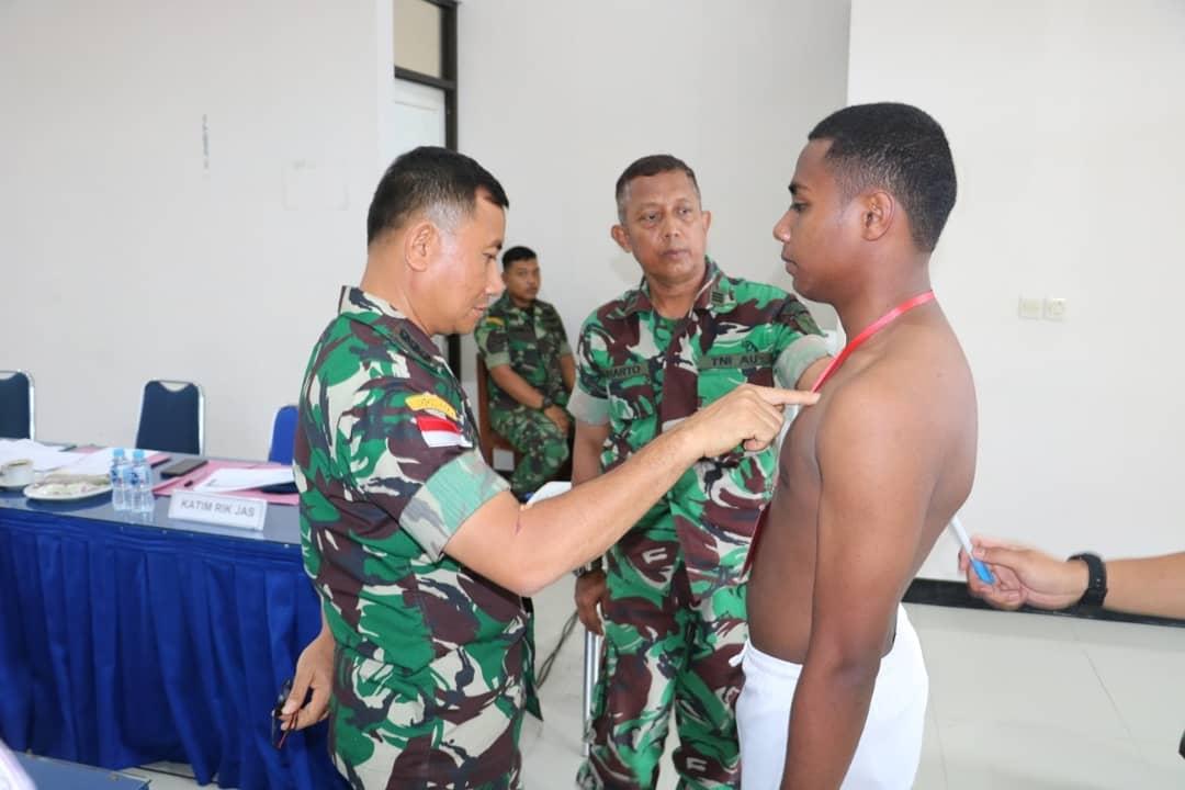 6 Casis Tamtama TNI AU Lolos Pantukhir Daerah Maluku