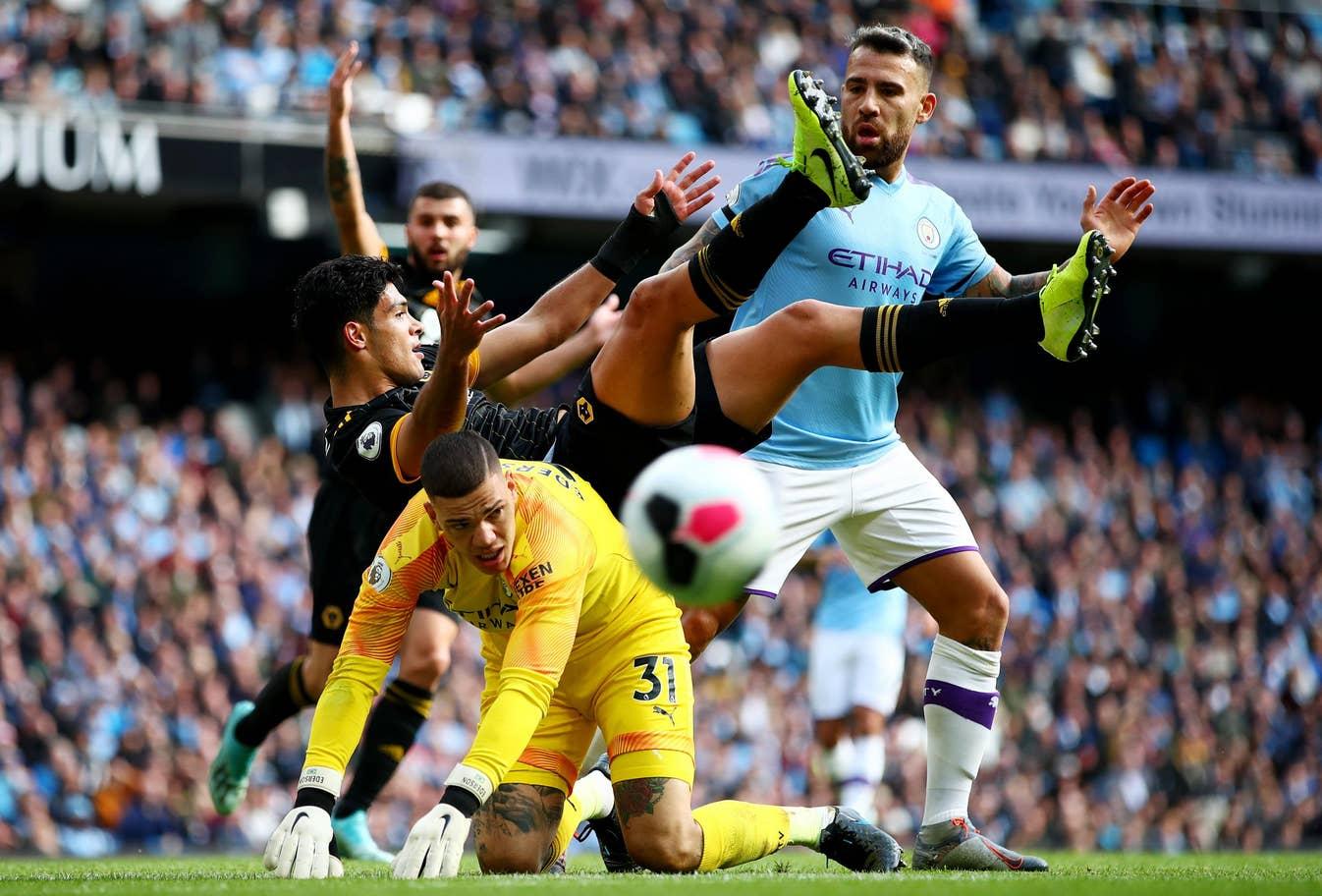 Liga Inggris: Manchester City Tumbang 0-2 di Etihad