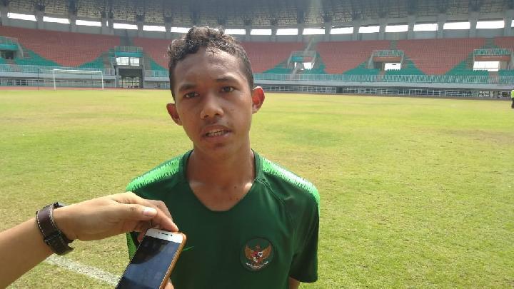 Ikhwan Ali Tanamal Dicoret dari Timnas U-19
