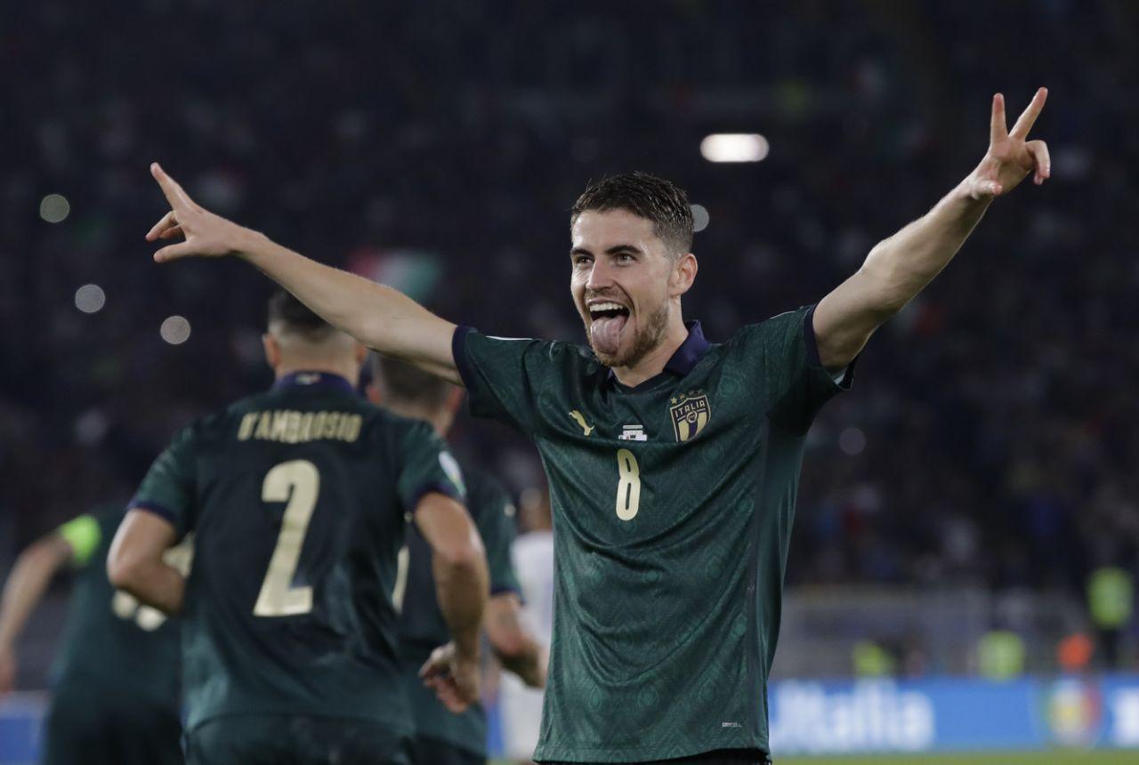 Kandaskan Yunani 2-0, Italia Melangkah ke Piala Eropa 2020