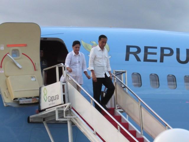 Senin, Presiden Jokowi Bakal Kunjungi Maluku