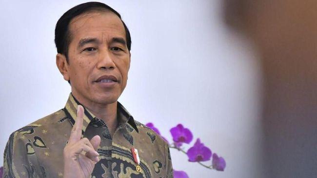 Sikapi Bocoran Kabinet, Presiden Jokowi: 'Sabar! sebentar lagi…'