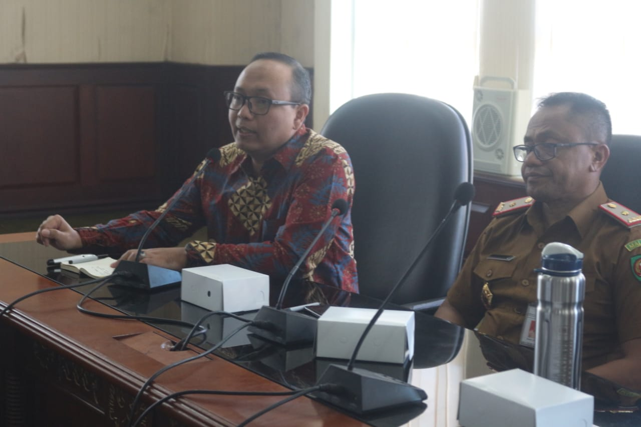 KPK Dorong Pemprov Maluku Optimalisasi Pendapatan Daerah