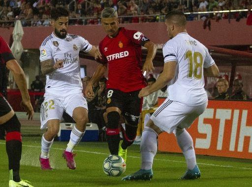 Dapat Kartu Merah, Real Madrid Keok 0-1