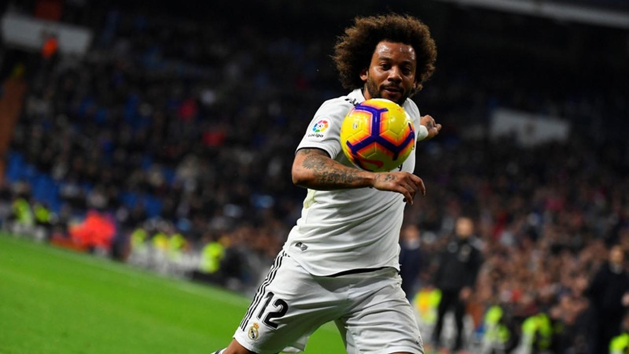Jelang Madrid Vs Granada, Marcelo Cedera Lagi