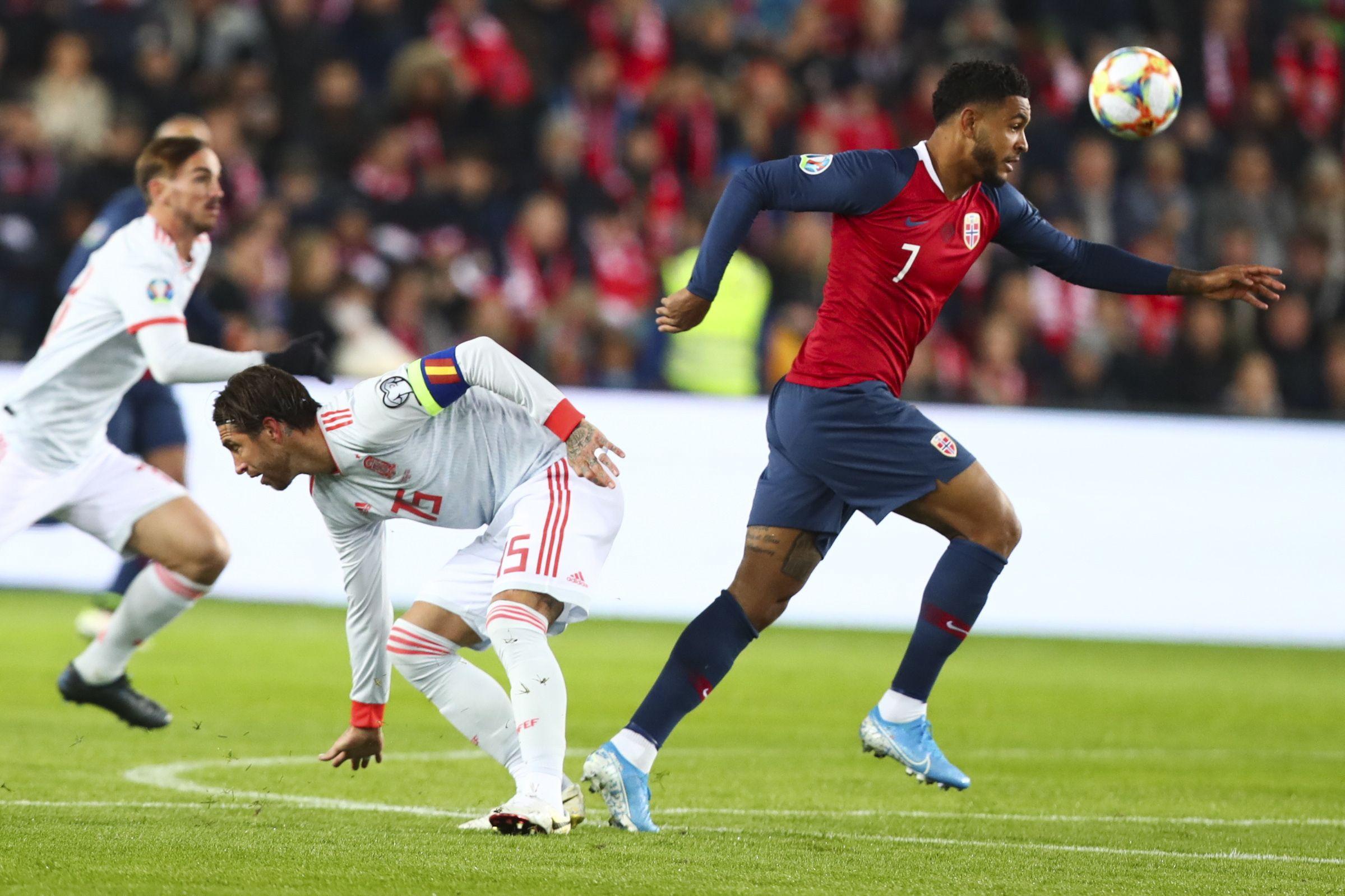 Kualifikasi Piala Eropa 2020: Spanyol Ditahan Norwegia 1-1